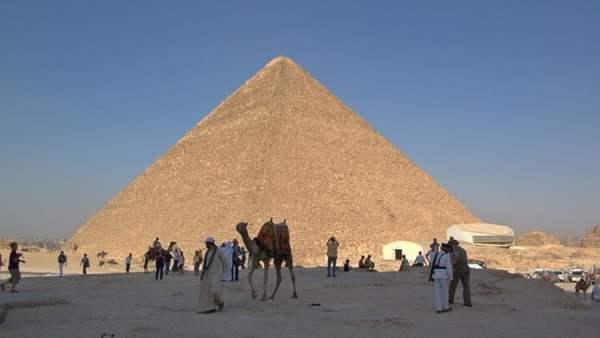 Papiro revela el misterio de la construcción de la Gran Pirámide