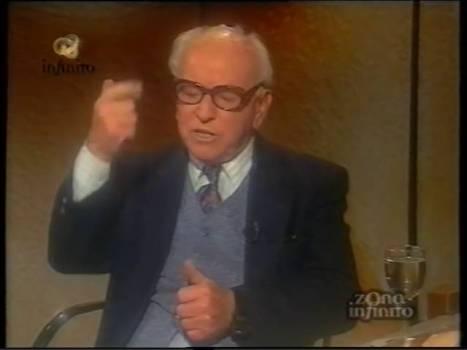 Las Profecías – Entrevista a Pedro Romaniuk en 'Zona Infinito' (año 2000)