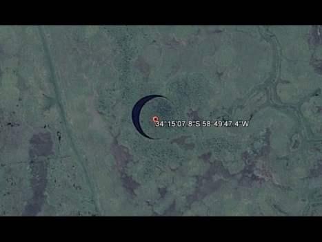 EL OJO – La misteriosa isla circular que se mueve