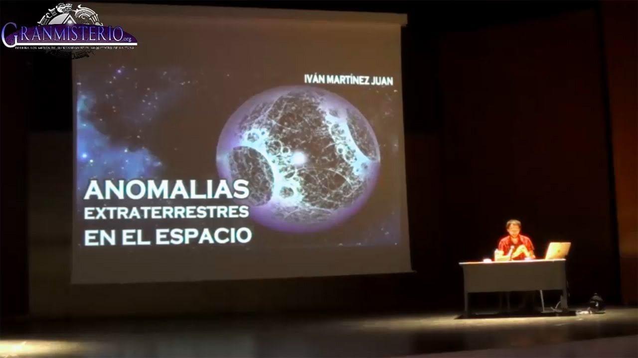 Anomalías extraterrestres en el espacio - Congreso en Genovés