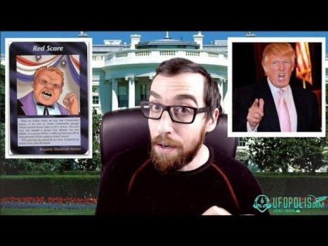 ¿Aparece el triunfo de Donald Trump en las cartas illuminati?