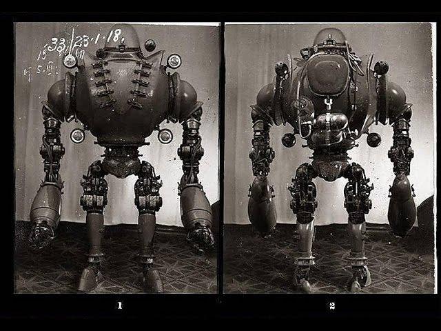 El Increible Perro Robot de los Ruso, Proyecto Collie