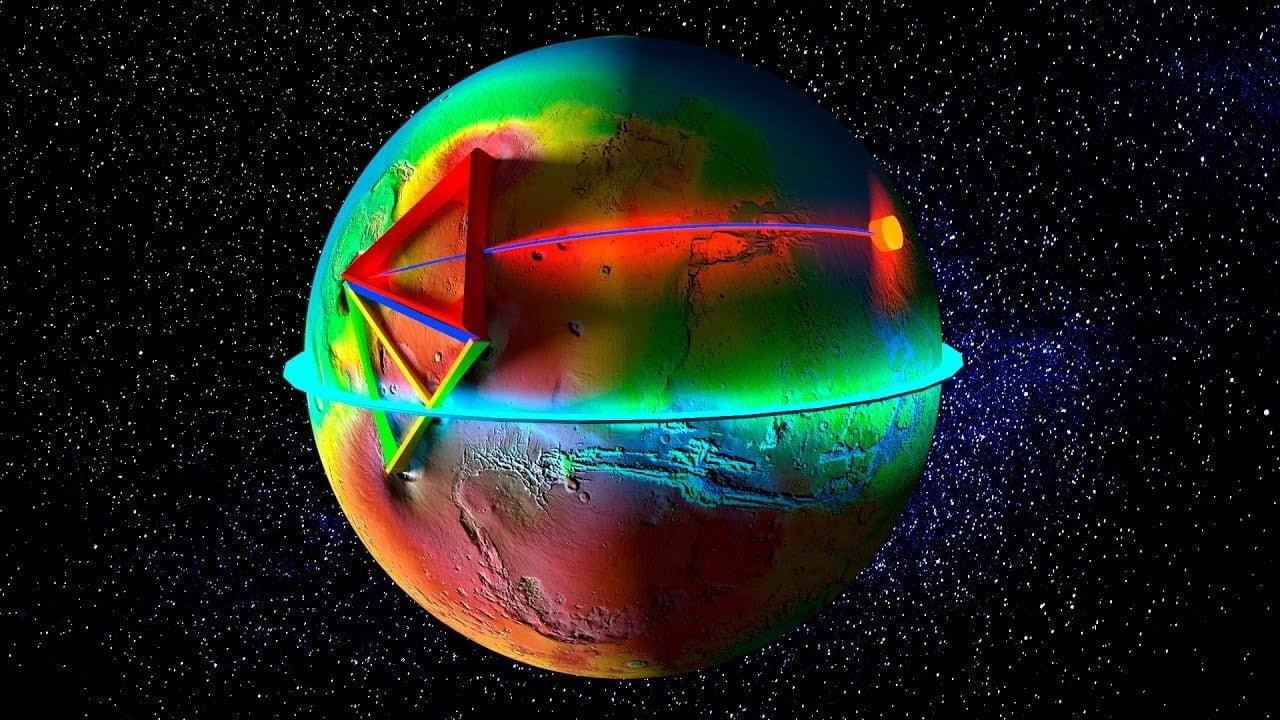 Sorprendente Descubrimiento en la Superficie de Marte