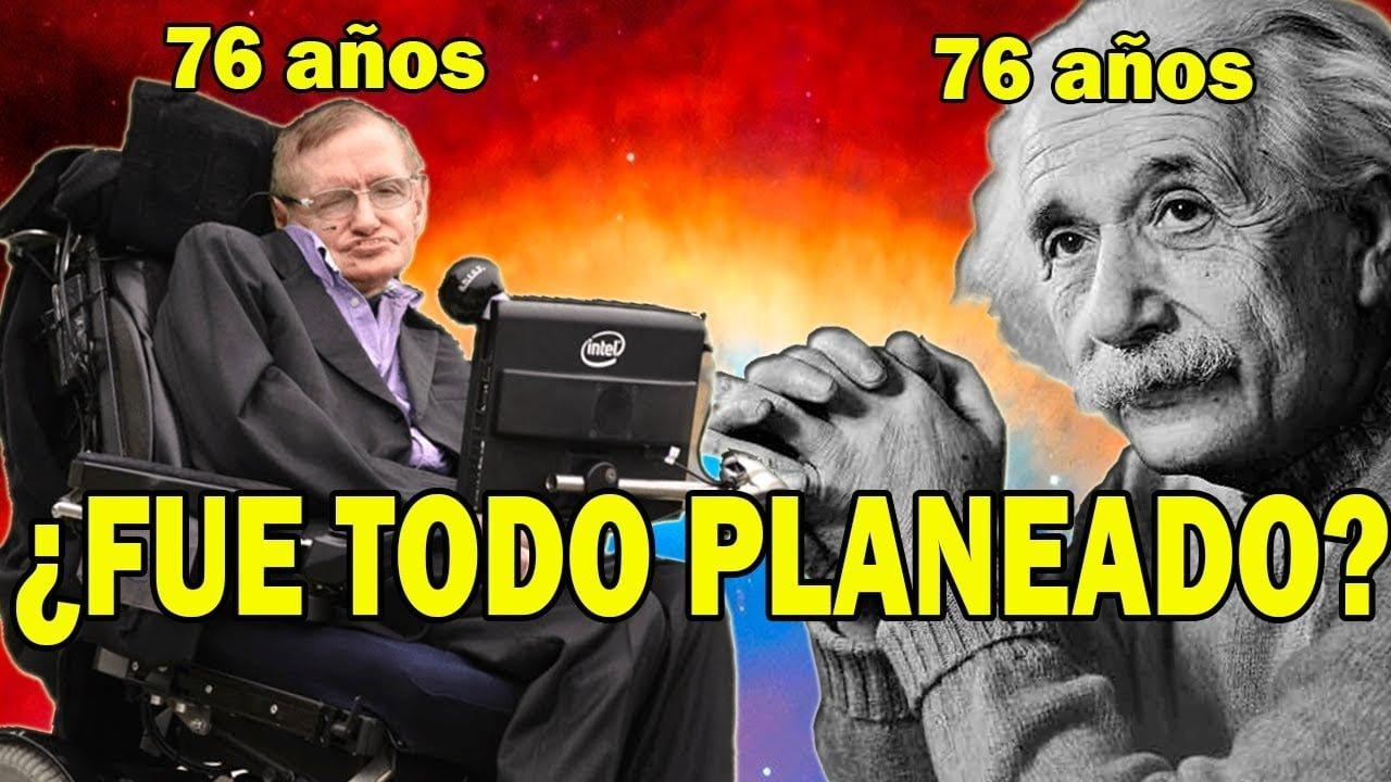 ¿Stephen Hawking y Einstein Fueron Creados a Propósito?