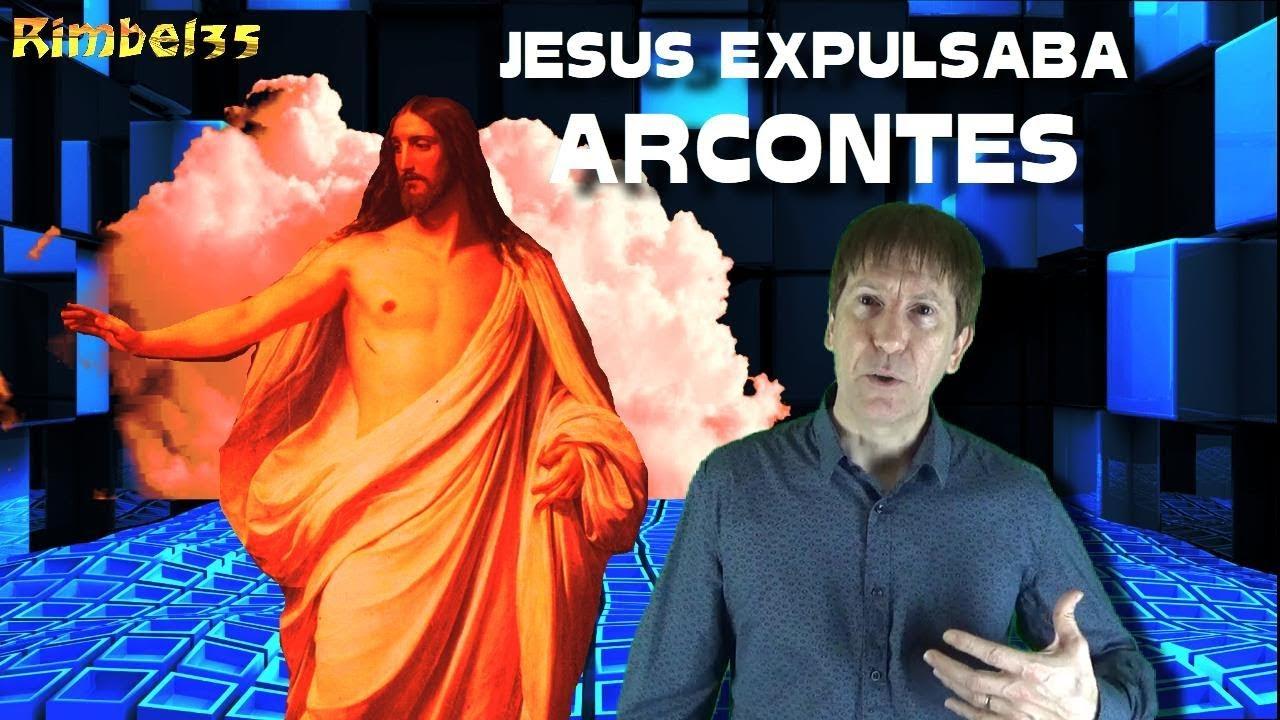 JESUS ADVIRTIÓ AL MUNDO SOBRE LA AMENAZA DE LOS ARCONTES: Impactantes Revelaciones