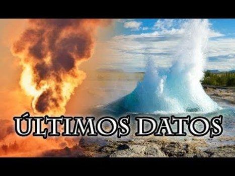 Nuevos y Preocupantes Datos Nos Llegan de Yellowstone