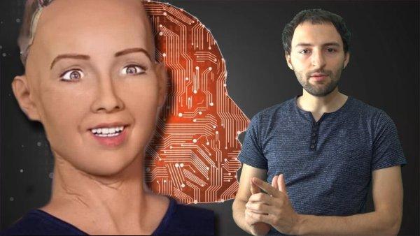5 Robots que Podrían DESPERTAR y ACABAR con el SER HUMANO