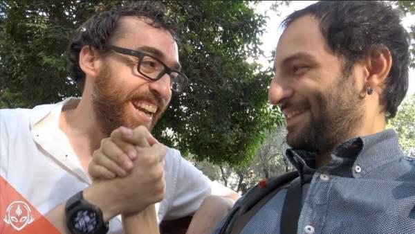 Especial Vicente Fuentes e Ivan Martínez Hablando en Madrid
