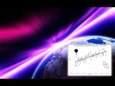 ¿Qué está pasando en el espacio? Aumento Jamás Visto de Rayos Cósmicos