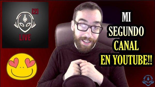 Vicente Fuentes LIVE: ¡por fin llega mi segundo canal!
