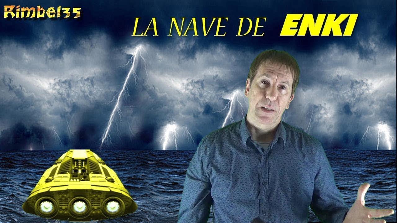 EL ARCA DE NOE FUE UNA NAVE DE ENKI: Y Contenía Algo muy Valioso
