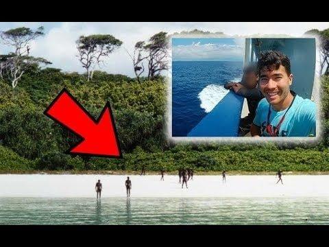 El Hombre que se Acercó a la Misteriosa Isla que Nadie Puede Visitar y su Triste Final