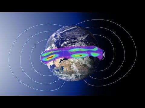 ¿Qué demonios sucede con el campo magnético de la Tierra?