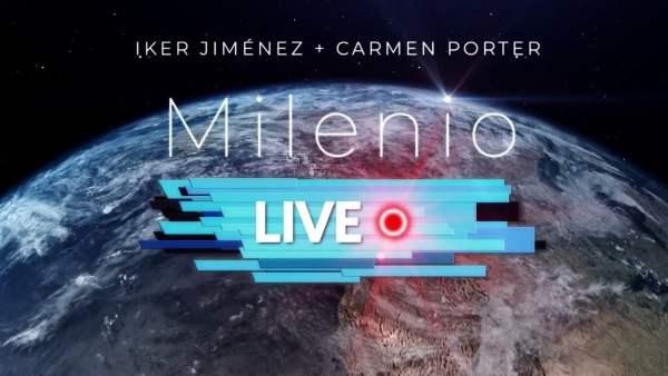 La estación del misterio   #MilenioLive   Programa nº 17 (26/01/2019)