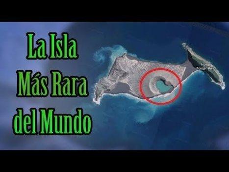 La Extraña Isla que Desconcierta a la NASA