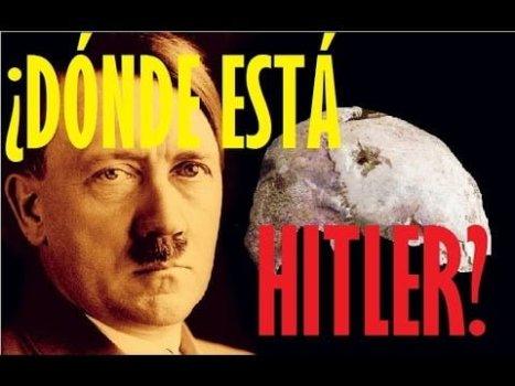 ¿ Donde esta Hitler?