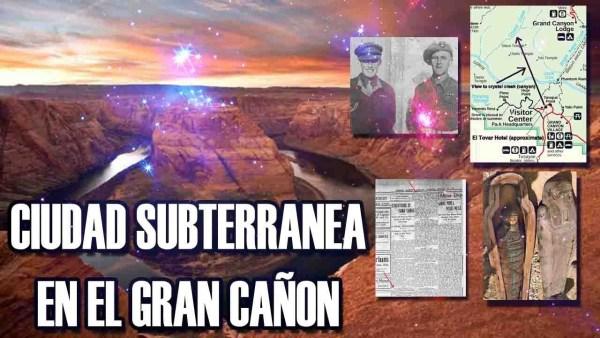 El misterio de la cueva de Kincaid – Ciudad subterranea en cañon del colorado | VM Granmisterio