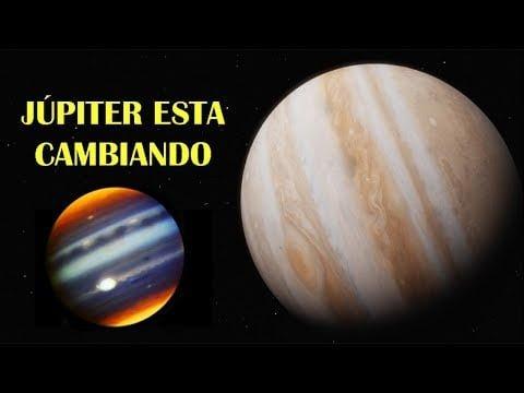 En Júpiter Sucede Algo que Podría Cambiar el Planeta Para Siempre