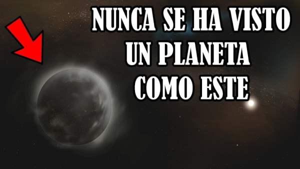Descubren un Planeta Colosal con una Órbita Nunca Vista
