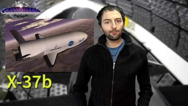 Nuevos datos sobre el X 37b la nave más avanzada y secreta del planeta