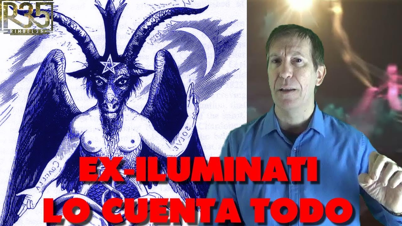 EX-ILUMINATI CUENTA TODO EL PLAN QUE PREPARAN CONTRA LA HUMANIDAD
