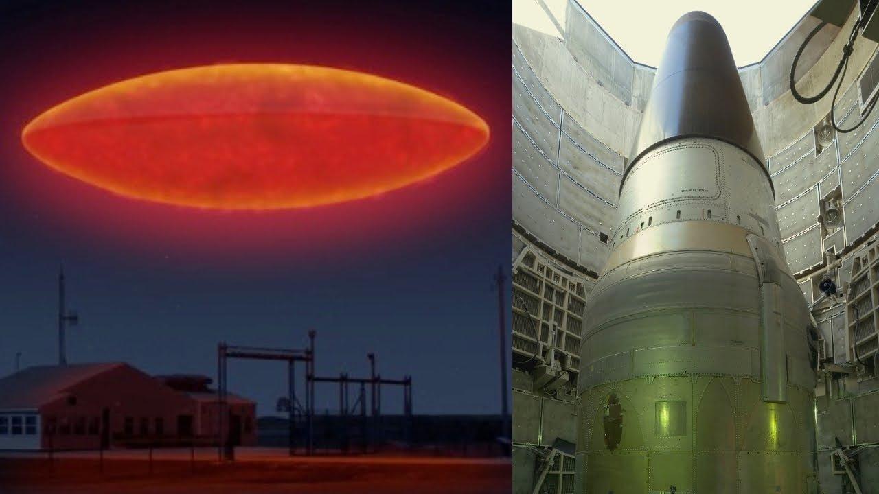 El inexplicable incidente de armas nucleares desactivadas por ovnis en la base de la fuerza aérea de Malmstrom 1967