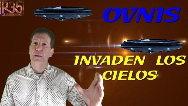 Los OVNIS INVADEN los Cielos: ¿Qué Intentan DECIRNOS?