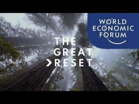 El World Economic Forum avisa de un reseteo económico, ¿apropiación para confundir?