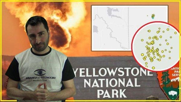 Nuevas Anomalías y Sismos en Yellowstone Preocupan al Mundo ¿Qué está pasando?