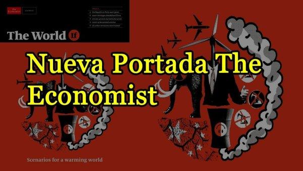 LA NUEVA PORTADA DE THE ECONOMIST –