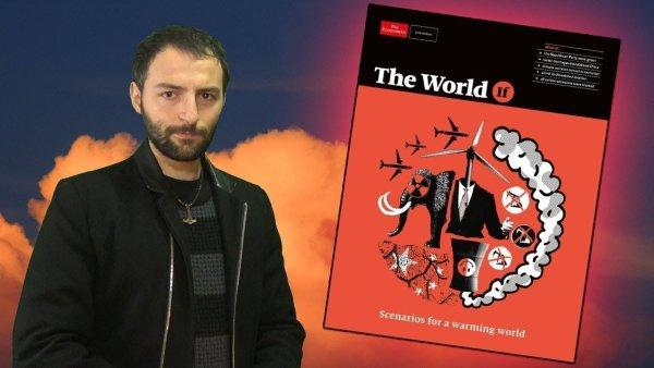 The Economist CONTINUA con Extraños mensajes en su NUEVA PORTADA