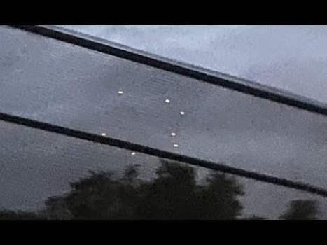 Varias luces sobrevolando Blackwood, Nueva Jersey, 16 de agosto de 2020