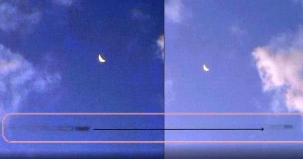 Extraña anomalía atravesando el cielo sobre Osijek, Croacia – 11 de septiembre de 2020