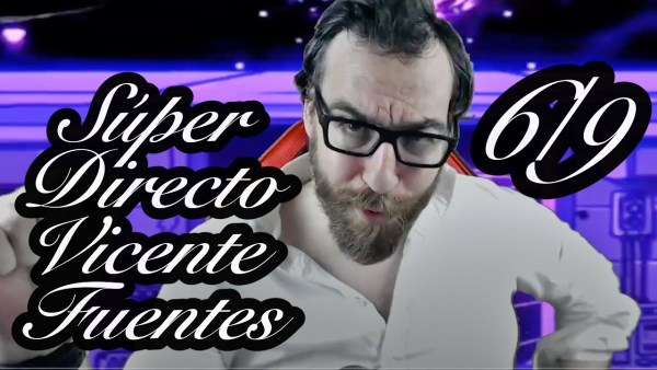 SÚPER DIRECTO de Vicente Fuentes
