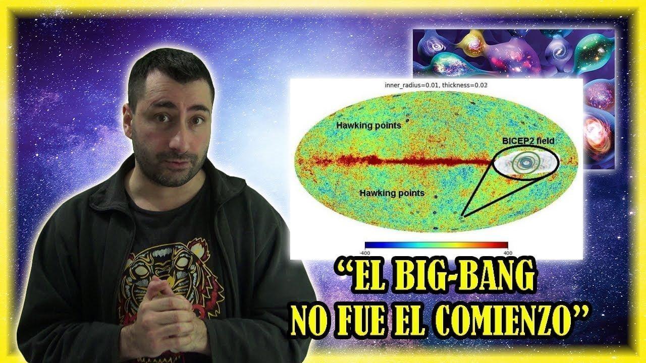 Hubo un UNIVERSO Anterior al Nuestro Según IMPORTANTE Científico