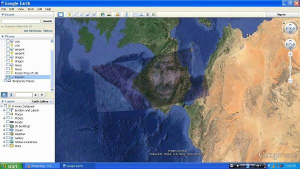 ROSTRO de CRISTO en ESPAÑA – ¡¡Nunca verás a España del mismo modo!!