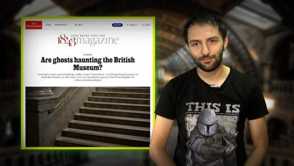 Según la revista The Economist ALGO muy raro está ocurriendo en el British Museum
