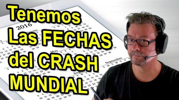 💥📉Tenemos las Fechas del CRASH MUNDIAL, (Ummo revela cuándo será)