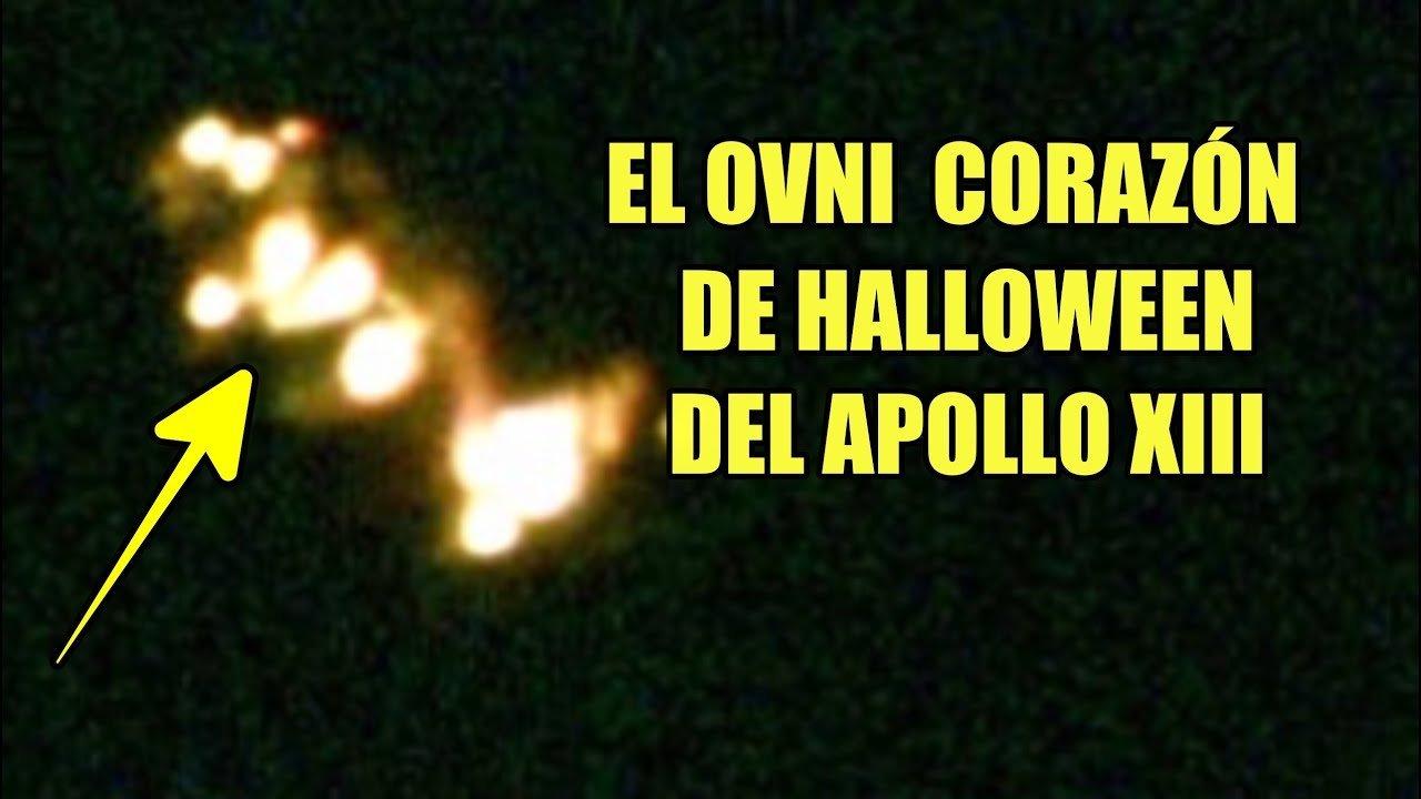 EL OVNI DE HALLOWEEN EN EL APOLLO XIII