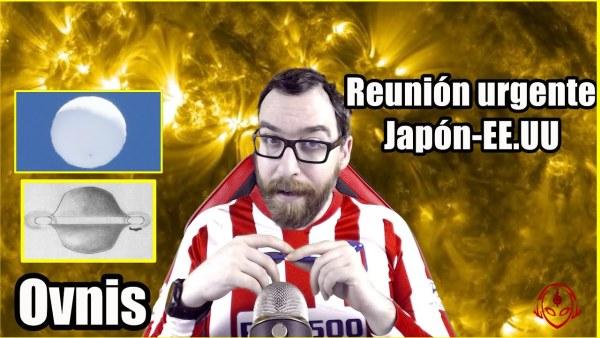 Urgente: Reunión de Japón y EE.UU. por los OVNIS