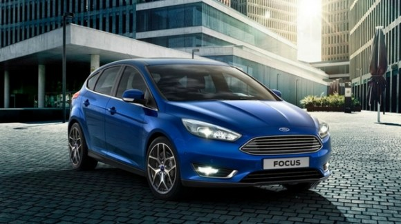Ford Focus Equipamiento