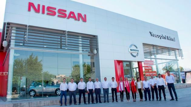 Nissan en Mendoza