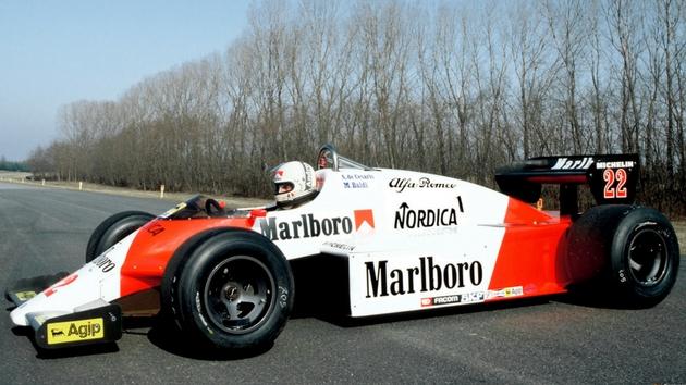 Alfa F1
