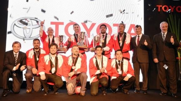 Toyota Argentina Concurso