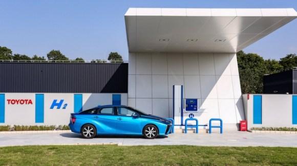 Toyota 2030 Electrico