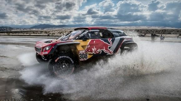 Peugeot Lideres Dakar