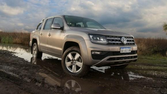 Volkswagen Amarok Exportaciones