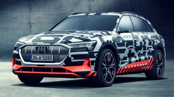 Audi e-tron ginebra