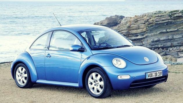 Escarabajo Beetle de Volkswagen