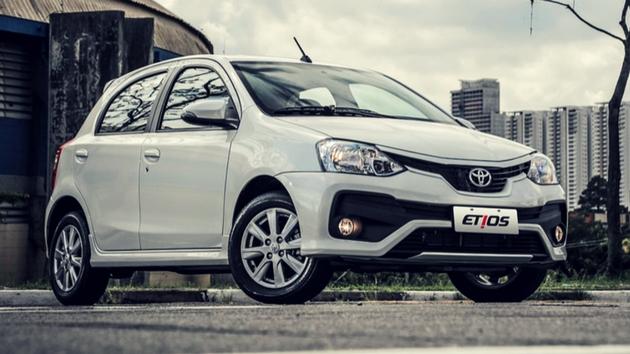 Toyota Etios Patentamientos 2018